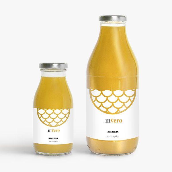 ananas succo di frutta